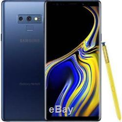 Samsung Galaxy Note 9 Unlocked N960u Smartphone 128go