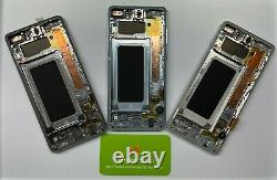 Samsung Galaxy S10 Plus G975 LCD Screen Digitizer Remplacement Avec Lumière Sbi