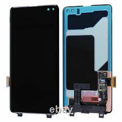 Samsung Galaxy S10 Plus LCD Oled Écran Tactile Numériseur De Remplacement G975