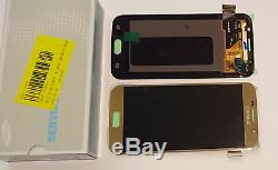 Samsung Galaxy S6 G920f Affichage De L'écran Tactile LCD Complet D'origine Authentique