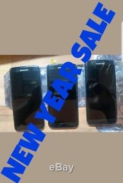 Samsung Galaxy S7 Edge G935f Noir Écran Tactile LCD Oled Original Véritable