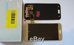 Samsung Galaxy S7 G930f Ecran Tactile Ecran LCD D'origine Véritable Complète