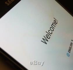 Samsung Galaxy S8 64gb Débloqué Noir Gris Argent 9/10 Cosmétiques LCD Shadow