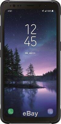 Samsung Galaxy S8 Active G892a 64 Go (déblocage Gsm At & T / T-mobile D'origine)