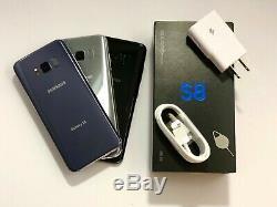 Samsung Galaxy S8 G950u 64 At & T / T-mobile / Sprint / Cricket / Verizon Factory Unlocked