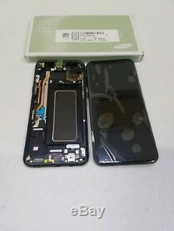 Samsung Galaxy S8 Plus Cadre LCD Écran Tactile Digitizer Noir G955 Nouveau