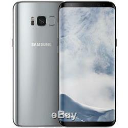 Samsung Galaxy S8 / S8 Plus 64gb Débloqué Smartphone G950 / G955u