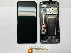 Samsung Galaxy S9 G960 Digitizer Écran LCD De Remplacement Avec L'image Burnt