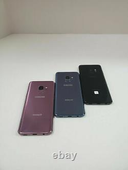 Samsung Galaxy S9 G960u Débloqué Verizon Att Tmobile Straight Talk