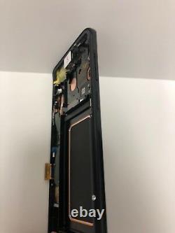 Samsung Galaxy S9 Plus LCD Display Écran Tactile Numériseur + Cadre Noir S9 Plus