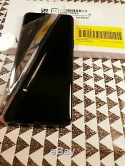 Samsung Galaxy S9 Sm-g960f Noir LCD Écran Tactile Original Affichage Authentique