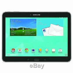 Samsung Galaxy Tab 10.1 4 Sm-t537v 16 Go Wi-fi + 4g Verizon Débloqué Noir