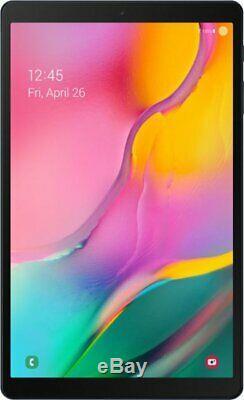 Samsung Galaxy Tab 10,1 Tablet 128go Android 9 Noir (sm-t510nzkgxar)