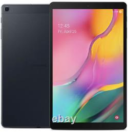 Samsung Galaxy Tab A 10.1 (2019) 128 Go Wifi Tablet Sm-t510nzkgxar Noir