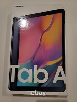 Samsung Galaxy Tab A 10.1 32go Wifi Noir Sm-t510nzkwxar -tout Neuf Et Scellé