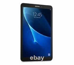 Samsung Galaxy Tab A 10.1in Comprimé 32 Go Noir Android 7.0 (nougat) Gradeb