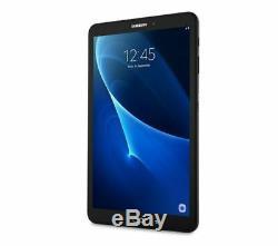 Samsung Galaxy Tab A 10.1in Tablet 32go Noir Android 7.0 (nougat) Gradeb