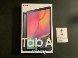 Samsung Galaxy Tab A (2019) 10,1 128 Go Noir