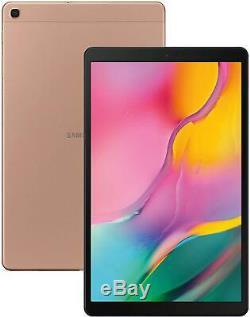 Samsung Galaxy Tab A Sm-t510nzddbtu 10.1 Tablet 2019 32go Or Connexion Wi-fi Grade C