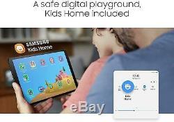 Samsung Galaxy Tab A Sm-t510nzkdbtu 10.1 Tablet 2019 32go Noir Connexion Wi-fi Grade C