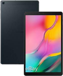Samsung Galaxy Tab A Sm-t510nzkdbtu 10.1 Tablet 2019 32go Noir Connexion Wi-fi Octa-core