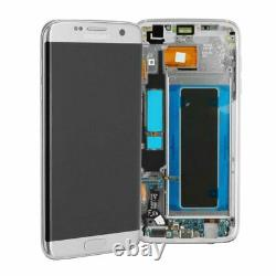 Samsung S7 Bord G935f LCD Display Écran Tactile Numériseur Remplacement Amoled