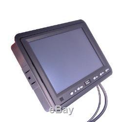 Sdc-t7 18cm 7 Tft LCD Tactile Moniteur 2 Jahre Sofort Service Austausch