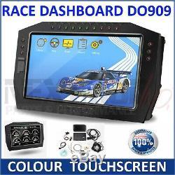 Sincotech Do909 Ecran Tactile Couleur Race Dashboard LCD Ecran Gauge Dash LCD