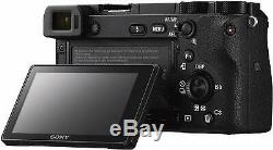 Sony Alpha A6500 Mirrorless Appareil Photo Numérique 2,95 LCD USA Version Complète Garantie
