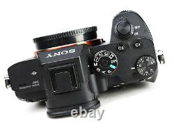 Sony Alpha A7r III Mk III -mirrorless Camera -e Mount Body Only Boxed Vgc