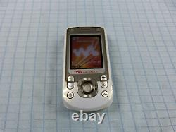 Sony Ericsson Walkman W550i Orchid White! Ohne Simlock! Top Zustand! Ovp! Rar