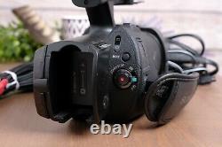 Sony Nexvg900 Full Frame Caméra Vidéo Camcorder À Objectif Interchangeable Avec Puissance Ac