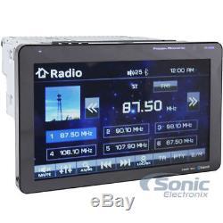Stéréo Stéréo Bluetooth Pour Bluetooth Acoustik Power Avec 10 Écrans LCD Amovibles Pd-1032b