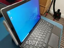Surface Pro 4 Avec Type Cover, Stylus Bundle Core M3-6y30 4 Go De Ram 128 Ssd