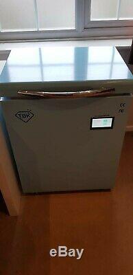 Tbk 588 Écran LCD Tactile Mobile Frozen Séparatrice Machine -185 ° C / Eu Plug