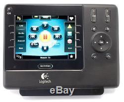 Télécommande LCD À Écran Tactile Harmony 1100 De Logitech