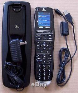 Télécommande Universelle Évoluée LCD Harmony One Touch De Logitech