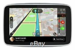 Tomtom G0 Premium 5 Pouces LCD Sat Nav Avec Cartes Du Monde, Trafic Et Wifi
