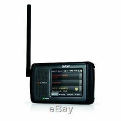 Uniden Homepatrol2 3-1 / 2 Écran LCD Couleur Tactile Numérique Scanner Code Postal