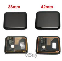 Us Apple Suivre Series 3 38mm / 42mm Gps Écran LCD Cellulaire Assemblage De Rechange