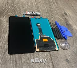 Véritable Huawei P30 LCD Pro Oled À Écran Tactile Digitizer Avec Reconnaissance Des Visages