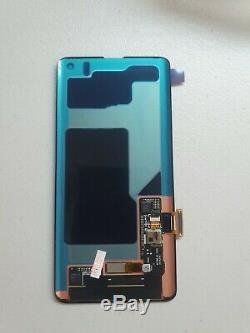 Véritable LCD De Remplacement Samsung G973 S10 À Écran Tactile Super Amoled