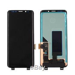 Véritable Samsung G960 S9 G960f LCD De Remplacement Écran Tactile Super Amoled