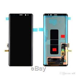 Véritable Samsung Galaxy Note 8 N950 LCD De Remplacement Écran Tactile Amoled