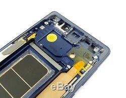 Véritable Samsung Galaxy Note 9 Écran LCD Écran Tactile N960f Ocean Blue