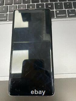 Véritable Samsung Galaxy S10 Plus G975 LCD Touch Ecreen Black-grade C