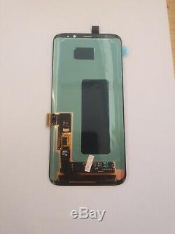 Véritable Samsung S8 Plus G955 LCD De Remplacement Écran Tactile Super Amoled