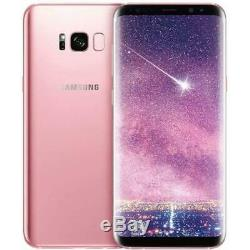 Verizon / At & T / T-mobile Déverrouillé En Usine Pour Samsung Galaxy S8 Plus G955u