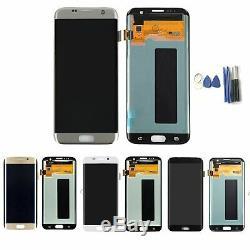 Verre LCD Écran Tactile Digitizer Pour Samsung Galaxy S7 Bord Sm-g935f