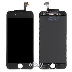 Vetro Écran Tactile Con Affichage LCD Assemblato Originale Par Iphone 6 Nero